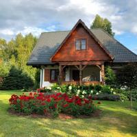 Dom w Gruszkach - Puszcza Białowieska – hotel w mieście Narewka