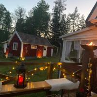 romantisches Doppelzimmer in Schwedenhäuschen