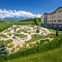 Hotel Končistá, hotel in Lučivná