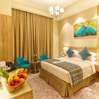Rose Plaza Hotel Al Barsha, hotel in Al Barsha, Dubai