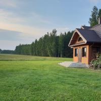 Ciche Podlasie, hotel in Siemianówka