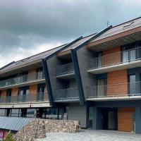 Klínovecký Apartmánek, hotel v Loučné pod Klínovcem