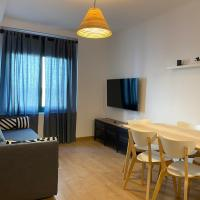 Apartments Sant Lluis CENTER, 2 min walk from the sea
