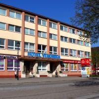 Hotel Veronika, отель в Остраве