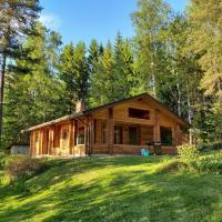 Kuhajärven Suviranta cottage, hotelli Vihtavuoressa