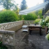 Villa Lovisa, hotelli Loviisassa