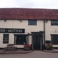 Shoulder Of Mutton, hotel in Milton Keynes