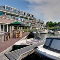 WATERFRONT Apartments, hotel in Warmond