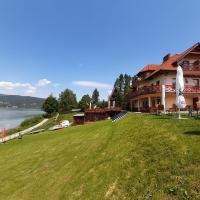 O.W. MEGA nad jeziorem – hotel w Żywcu