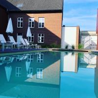 Hof van Stayen, hotel in Sint-Truiden