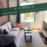 Appartement cosy en centre-ville I Indu, hotel in Vitré