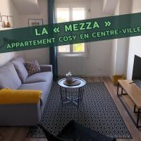Appartement cosy en centre-ville I Mezza, hotel in Vitré