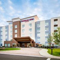 TownePlace Suites by Marriott Grand Rapids Airport Southeast, hotel near Gerald R. Ford International Airport - GRR, Grand Rapids