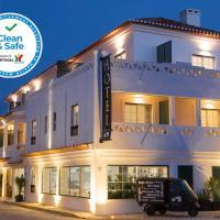 Hotel Alcatruz, hotel in Aljezur