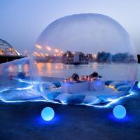 Bubble tent for couple to spend romantic time, hotel in Inkoo