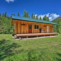 Cozy Countryside Cabin in Robie Creek Pk