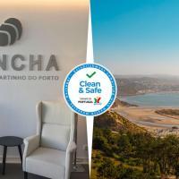 Hotel Concha, hotel en São Martinho do Porto