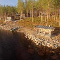 Ukkoteeri, hotel in Savonranta