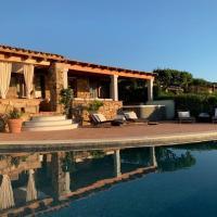 Villa Caterina, hotel a Monte Petrosu