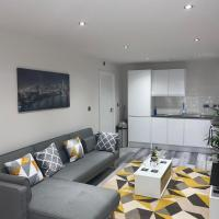 Fresh and Modern 2 Bed Flat Birmingham