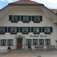 Hotel Gasthof Kreuz, hotel em Welschenrohr