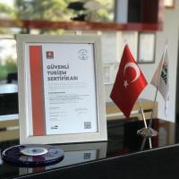 Baliktasi City Hotel & Spa, отель в Орду