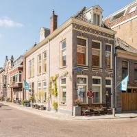 De Juttershoek Centrum, отель в городе Кампен