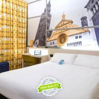 B&B Hotel Cremona, hotel in Cremona