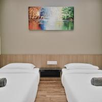 Hotel Eco - Desaru,迪沙魯的飯店