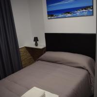 PENSION TASAGA, hotel in O Pino