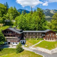 Berghotel Sudelfeld, hotel in Bayrischzell
