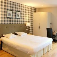 Best Western Le Cheval Blanc -Centre- Vieux Port, hotel in Honfleur