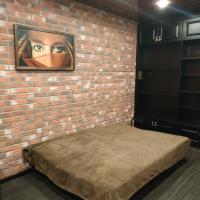 Квартира-студия в Абрау-Дюрсо плюс веранда, зона барбекю, парковка