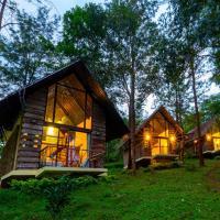 Gorukana Eco Wellness Retreat, hotel in Honganūr