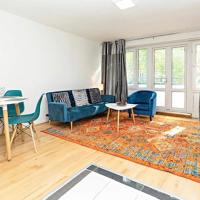 Spacious Airy Apt w Balcony in Kentish Town by GuestReady