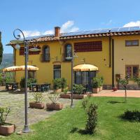 Locazione Turistica Villa Monnalisa App- No-6 - PSO151, hotell i Pian di Scò