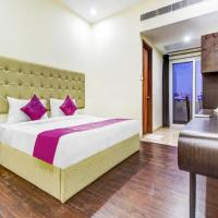 Hotel Mavens Orange Gurgaon, hotell i Gurgaon