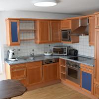 Apartments mit Klimaanlage am Neckarufer, hotel in Bad Friedrichshall
