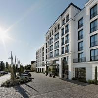 Parkhotel Stuttgart Messe-Airport, Hotel in der Nähe vom Flughafen Stuttgart - STR, Leinfelden-Echterdingen