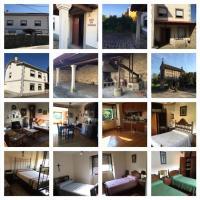 Casa do Carballal, hotel en Puentecesures
