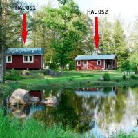 Holiday Home Kvarnforsen Ettan - HAL051, hotel in Torup