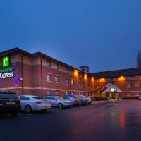 Holiday Inn Express Taunton, hotel in Taunton