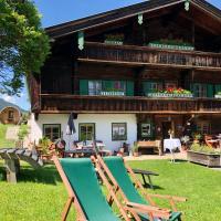 MyApart 1709, hotel in Jochberg
