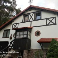 Dom w Gaju nad jeziorem Dębno