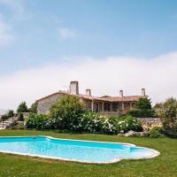 Casas de Pedra - Campo de Sonho, hotel em Alvados