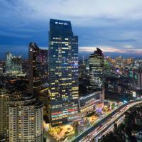 Raffles Jakarta, hotel in Jakarta