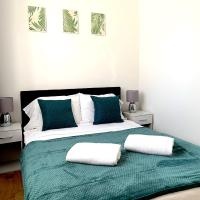Two bedroom serviced apartment, London