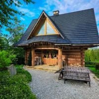 Alpejska Szarotka – hotel w mieście Nowe Bystre
