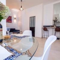 Grand appartement 4 pièces centre de Cannes