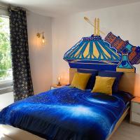 Appartement Discoveryland à deux pas de Disneyland, hotel in Magny-le-Hongre